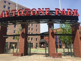 AutoZone Park - Memphis, TN