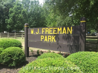 W.J. Freeman Park - Bartlett, TN